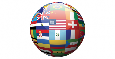 world_flag_globe